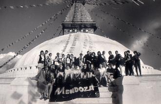 MENDOZA-網頁設計